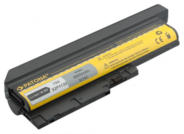 Acumulator Patona pentru IBM T60 Thinkpad 9455 9456 9457 9458 9459 9460 9461 1