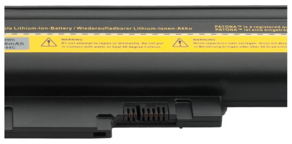 Acumulator Patona pentru IBM T60 ThinkPad R500 R60e R60e 0656 R60e 0657 R60e 2