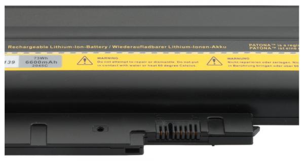 Acumulator Patona pentru IBM T60 ThinkPad R60 9455 R60 9456 R60 9457 R60 2