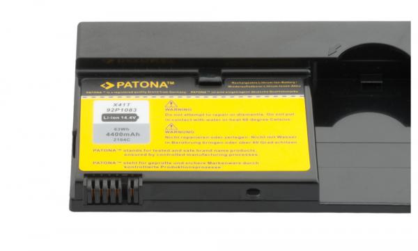 Acumulator Patona pentru Tabletă IBM X41 ThinkPad Tablet PC [2]