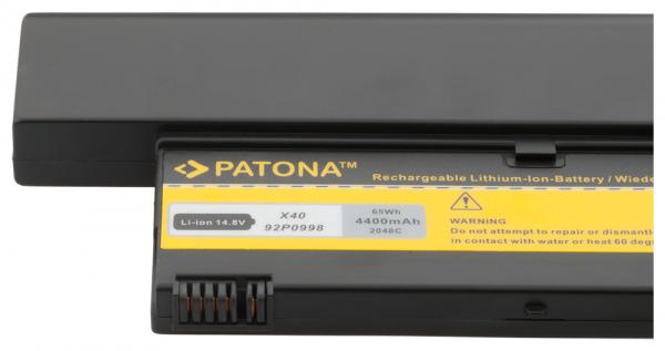 Acumulator Patona pentru IBM X40 ThinkPad X40 X41 2