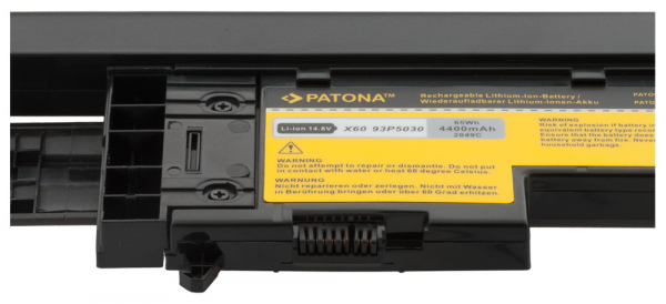 Acumulator Patona pentru IBM X60 ThinkPad X60 1706 X60 1708 X60 1709 X60 2