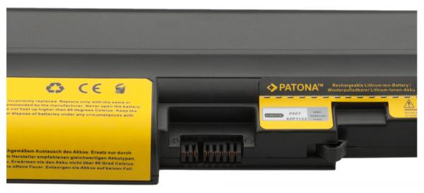 Acumulator Patona pentru Lenovo Z60T Z61T ThinkPad Z60t Z60t 2511 Z60t 2512 2