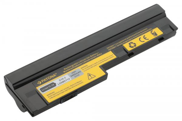 Acumulator Patona pentru Lenovo Lenovo IdeaPad S10-3 S10-3s U160 U165 negru 1