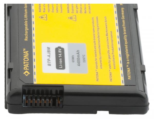 Acumulator Patona pentru Medion BTP-AJBM MD MD96500 MD97500 MD97600 BTP-AJBM 2