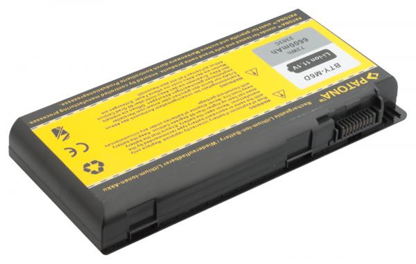 Acumulator Patona pentru Medion E6603 Erazer X6811 X6813 X6817 X6819 X6821 [1]