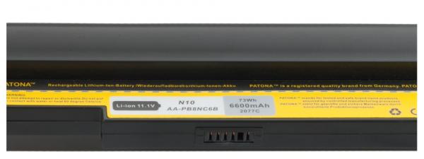 Acumulator Patona pentru Samsung NC10 negru N N110 N120 N130 NC10 negru NC 2