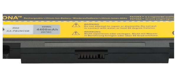 Acumulator Patona pentru Samsung x60 70A00D / SEG X65 70A00DSEG x60 AA AA01 2