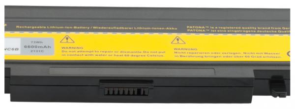 Acumulator Patona pentru Samsung x60 M T5450 Chartiz T7500 Calipa T7500 [2]