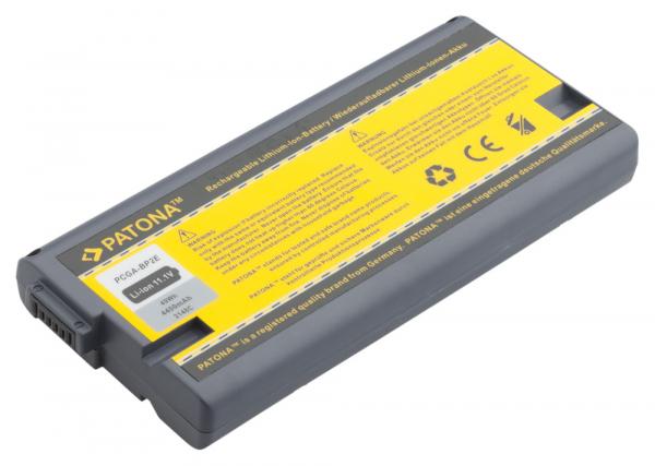 Acumulator Patona pentru Sony BP2E PCG GR GR100 GR200 GR300 GRX K76P NV BP2E 1