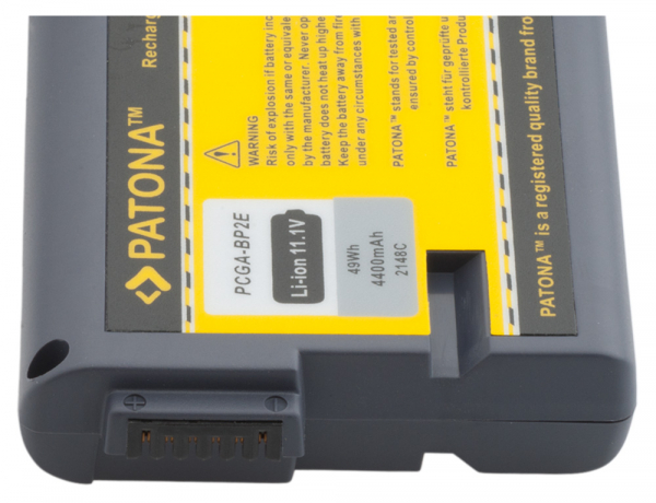 Acumulator Patona pentru Sony BP2E PCG GR GR100 GR200 GR300 GRX K76P NV BP2E 2