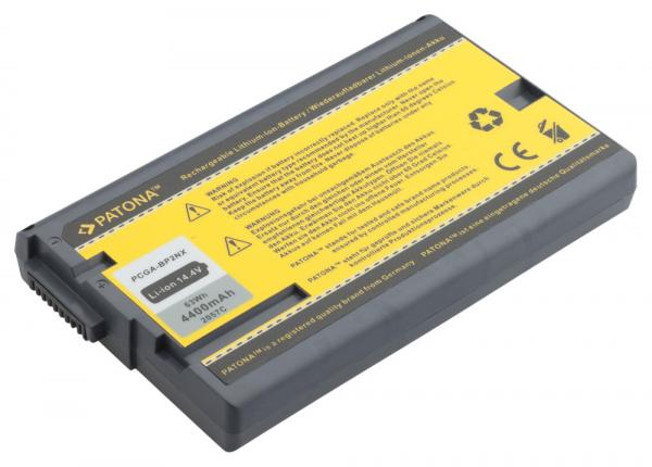 Acumulator Patona pentru NETWORK PCGA-BP2NX NBI 700 MP 750 CD PCGA-BP2NX 1