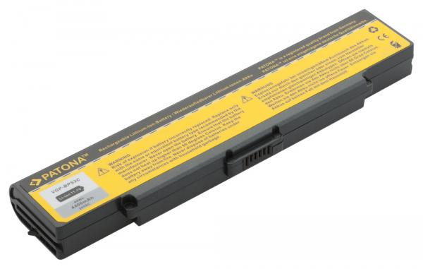 Acumulator Patona pentru Sony PCGA-BPL2 PCG 6C1Z S50 S70 S90 PCGA-BPL2 VFB [1]