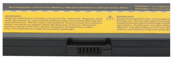 Acumulator Patona pentru Sony PCGA-BPL2 PCG 6C1Z S50 S70 S90 PCGA-BPL2 VFB 2