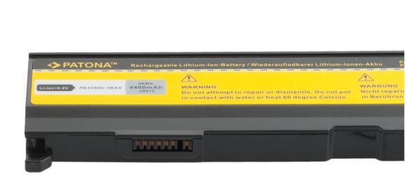 Acumulator Patona pentru Toshiba M40 Dynabook 45A 47A 855LS 875LS 955LS 2