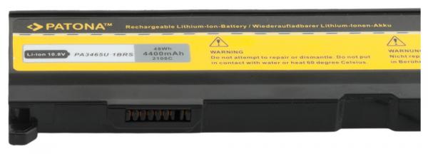 Acumulator Patona pentru Toshiba L100 Dynabook AX / 55A AX55A TW / 750LS TW750LS 2