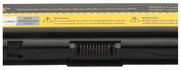 Acumulator Patona pentru Toshiba PA3535U Dynabook A2000ET00X A200-0ET00X 2