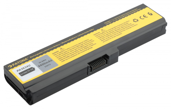 Acumulator Patona pentru Toshiba PA3634 Equium U400124 U400-124 U400145 1