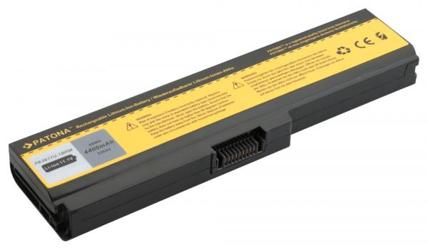Acumulator Patona pentru Toshiba PA3817 Satelit L700 L730 L75018R L750-18R [1]
