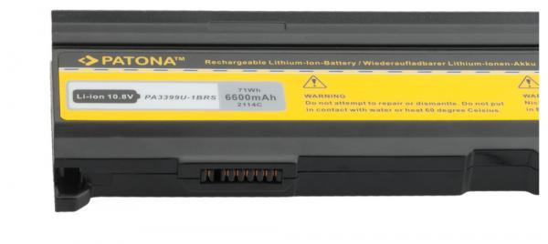 Acumulator Patona pentru Toshiba M40 Dynabook CX / 45A CX / 47A CX / 855LS 2