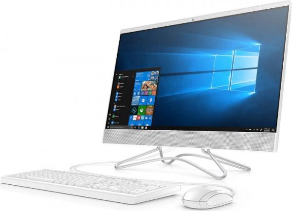 "All-in-One HP 24-f0058ng, 23.8"", i3-8130U, RAM 8GB DDR4, SSD 256GB M.2 PCIe, Windows 10 Home 3"