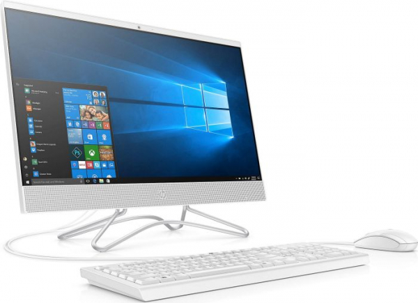 "All-in-One HP 24-f0058ng, 23.8"", i3-8130U, RAM 8GB DDR4, SSD 256GB M.2 PCIe, Windows 10 Home 2"