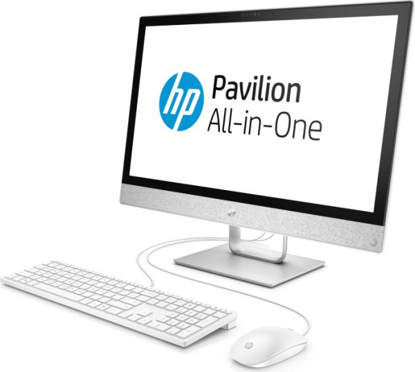 "All-in-One HP Pavilion 24-r164ng, 23.8"", i5-8400T,RAM 16GB DDR4, HDD 1TB+ 128GB M.2 SATA, AMD Radeon 530 2GB, Windows 10 Home 2"
