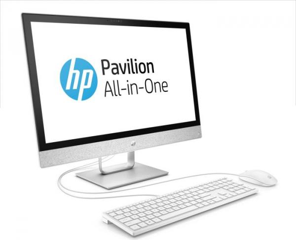 "All-in-One HP Pavilion 24-r166ng, 23,8 "" FHD (1920x1080), i5-8400T, RAM 8GB DDR4, SSD 512, Windows 10 Home, Tastatura in limba Germana 2"
