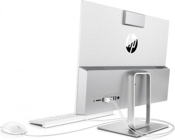 "All-in-One HP Pavilion 24x055ng, i3-7100T, 23,8 "" FHD (1920x1080), RAM 8GB DDR4, HDD 1TB+ 16GB Intel Optane, Windows 10 Home,Tastatura in limba Germana 3"
