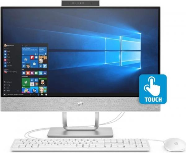 "All-in-One HP Pavilion 24x055ng, i3-7100T, 23,8 "" FHD (1920x1080), RAM 8GB DDR4, HDD 1TB+ 16GB Intel Optane, Windows 10 Home,Tastatura in limba Germana 0"