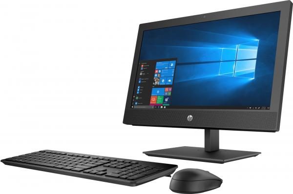 "All-in-One HP ProOne 400 G4 AiO, 20 "", i5-8500T, RAM 8GB DDR4, SSD M.2 256GB, WIndows 10 Pro, Tastatura in limba Germana 3"