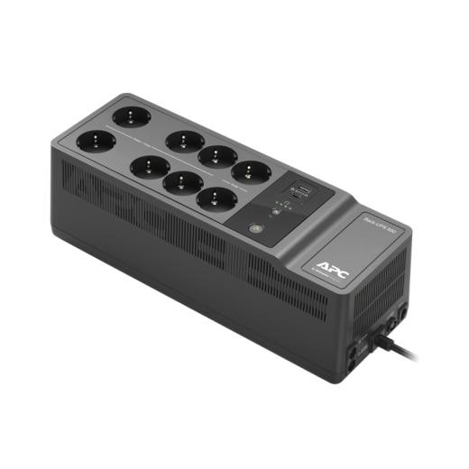 APC Back-UPS 850VA, 230V, USB Type-C and A charging ports, 230V 850 VA, 520 W 3