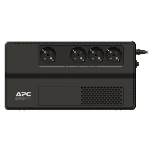 APC EASY UPS BV 650VA, AVR, Schuko Outlet, 230V 650 VA, 375 W [0]