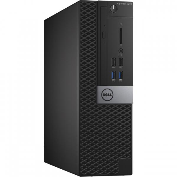 Calculator Refurbished Dell OptiPlex 3040 SFF Intel Core i3-6100, 4GB DDR3, 500GB HDD 0