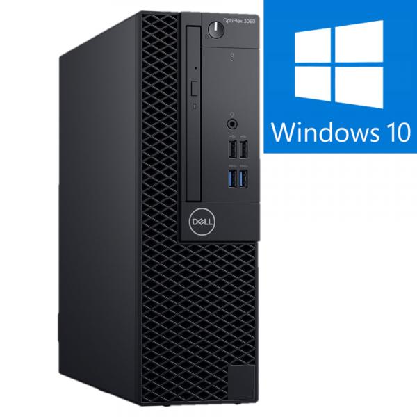 Calculator Refurbished Dell OptiPlex 3040 SFF Intel Core i3-6100, 4GB DDR3, 500GB HDD Windows 10 Pro 0