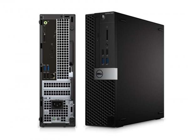Calculator Refurbished Dell OptiPlex 3040 SFF Intel Core i3-6100, 4GB DDR3, 500GB HDD Windows 10 Pro 2