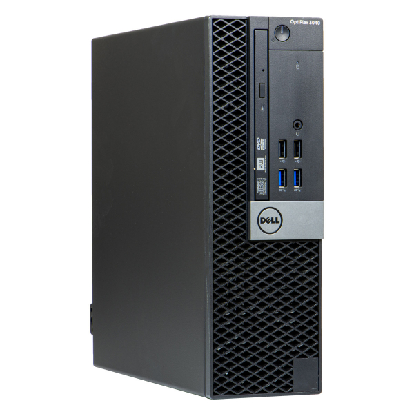 Calculator Refurbished Dell OptiPlex 3040 SFF Intel Core i3-6100, 4GB DDR3, 500GB HDD Windows 10 Pro 1