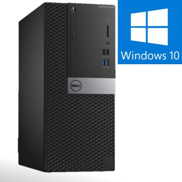 Calculator Refurbished  Dell OptiPlex 5050 Tower Intel Core i3-6100, 8GB DDR4, 500GB  Win 10 PRO [0]
