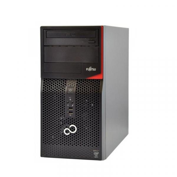 Calculator Refurbished Fujitsu Siemens Esprimo P520 Tower Intel Core I7-4790, 4GB DDR3, 500GB HDD 0