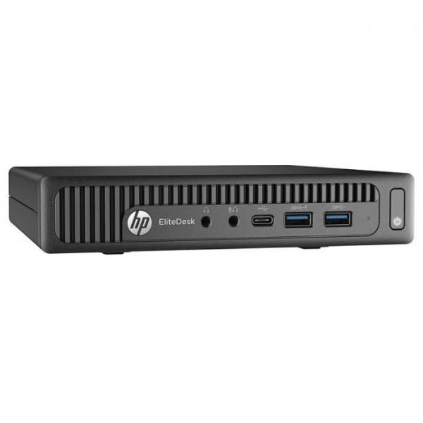 Calculator Refurbished  HP EliteDesk 800 G2 USDT Intel Core i3-6100, 8GB DDR4, 500GB HDD, Windows 10 Pro 0