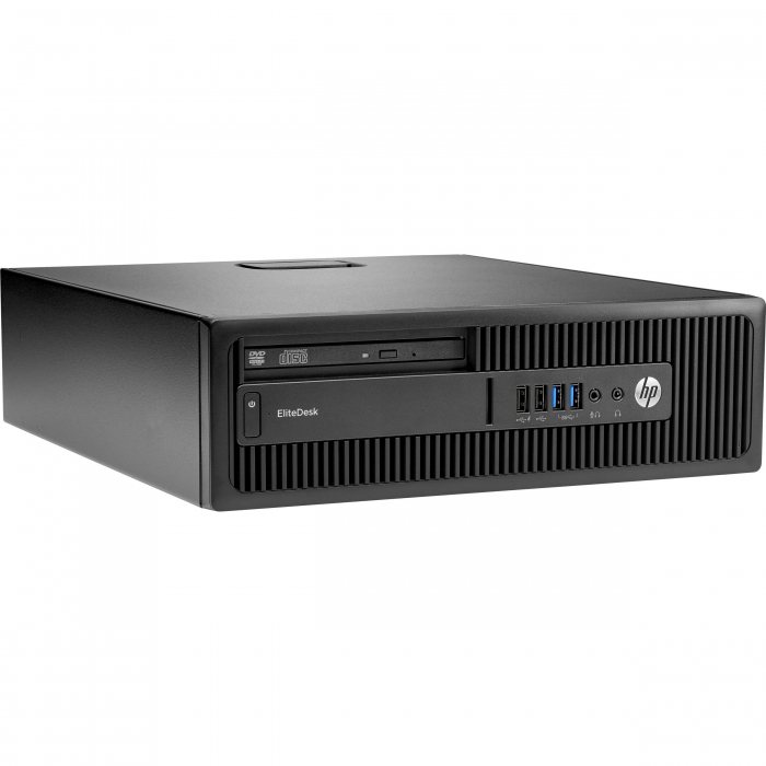 Calculator Refurbished  HP ProDesk 400 G1 SFF i5-4570, 4GB DDR3, 500GB HDD [0]