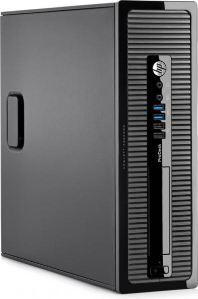 Calculator Refurbished  HP ProDesk 400 G1 SFF i5-4570, 4GB DDR3, 500GB HDD [1]