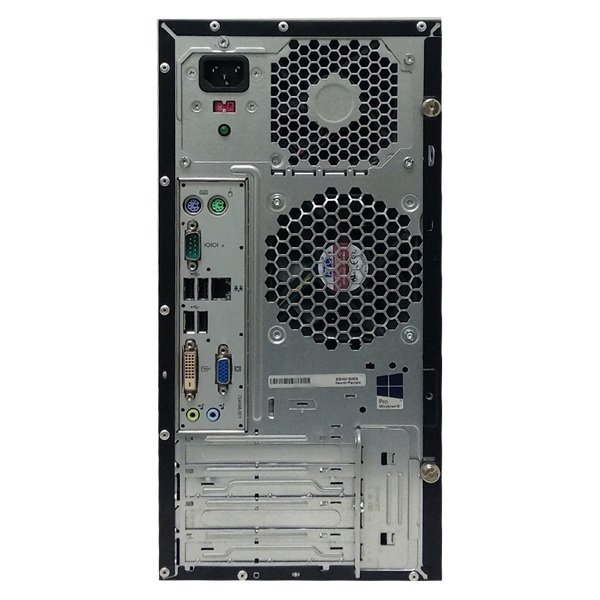 Calculator Refurbished HP ProDesk 400 G1 Tower Intel Core i3-4130, 4GB DDR3, 500GB HDD 2