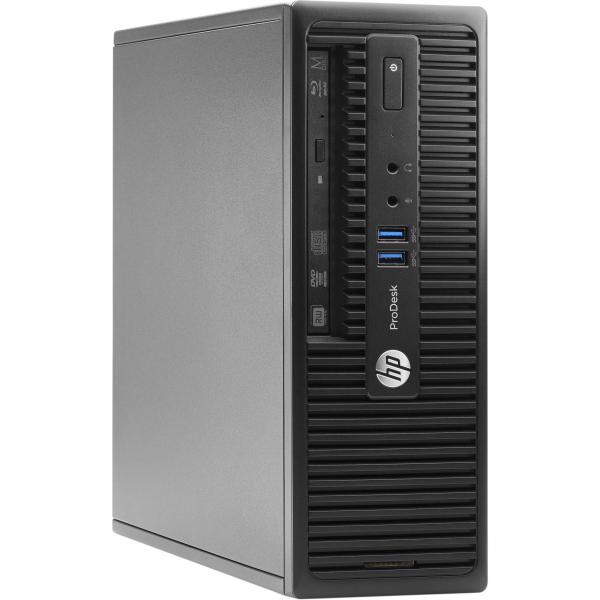 Calculator Refurbished  HP ProDesk 400 G2.5 SFF Intel Core i3-4170, 4GB DDR3, 500GB HDD 2