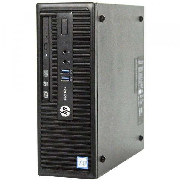 Calculator Refurbished  HP ProDesk 400 G2.5 SFF Intel Core i3-4170, 4GB DDR3, 500GB HDD 4