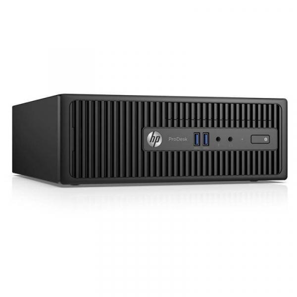 Calculator Refurbished  HP ProDesk 400 G3 SFF Intel Core i3-6100, 4GB DDR4, 500GB HDD 0