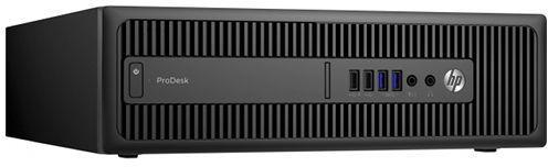 Calculator Refurbished  HP ProDesk 600 G2 SFF Intel Core i3-6100, 4GB DDR4, 500GB HDD 0