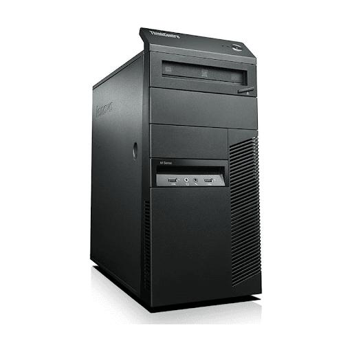 Calculator Refurbished Lenovo M91P Tower Intel Core i7-3770, 4GB DDR3, 500GB HDD 0