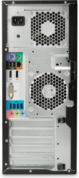 Desktop PC HP Z240 Tower , Intel® Core™ i7-7700 3,4 GHz, 12 GB, 256 GB, DVD-RW,Intel® HD Graphics 630, Windows 10 [1]