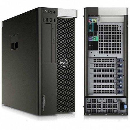 DELL PRECISION T5810 INTEL XEON E5-1620 V3 3.50GHZ / 16GB DDR4 / 240 SSD + 2000GB HDD / QUADRO M4000 8Gb/256 biti / Windows 10 PRO 2